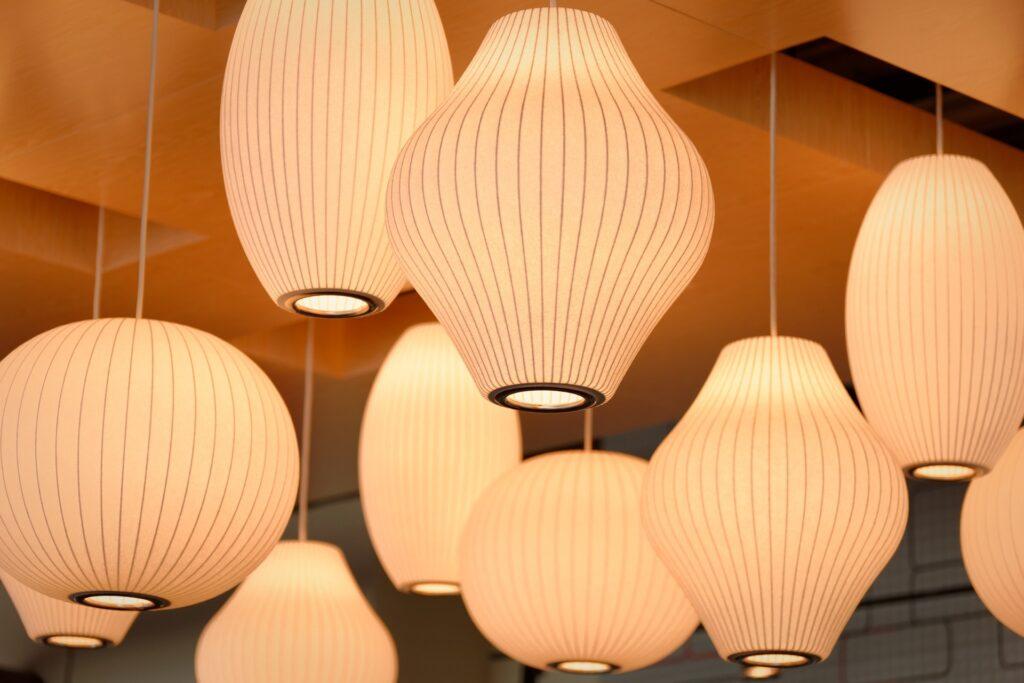 lampes maison